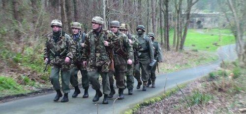regimenter der wehrmacht